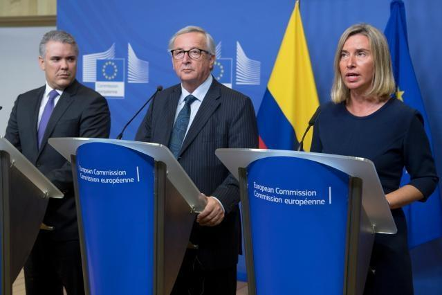 Remarks by HRVP Mogherini at the joint press conference on the killing of Khashoggi