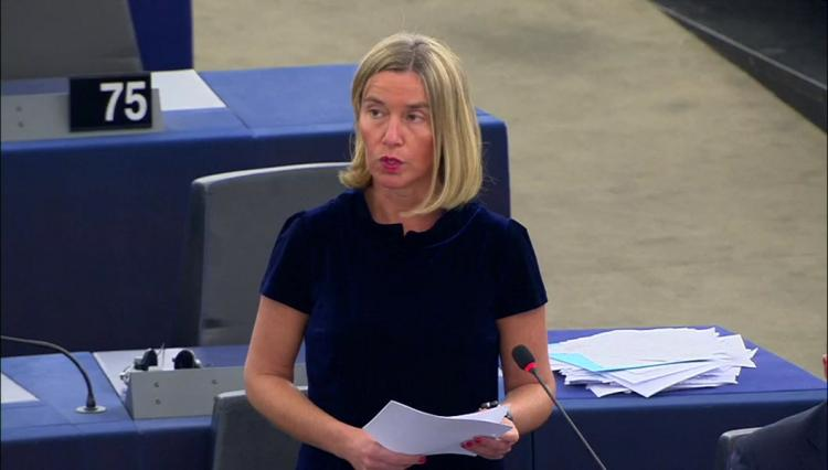 Speech by HR/VP Federica Mogherini on the killing of the Saudi journalist Jamal Khashoggi