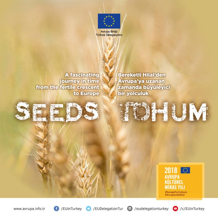 SEEDS Documentary unveiled to the public in the Palace of Venice on the occasion of World Food Day reception.