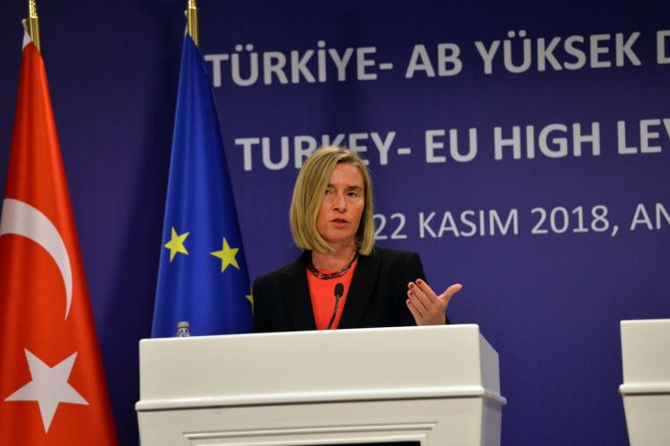 Remarks by High Representative/Vice-President Federica Mogherini at the press conference following the European Union-Turkey High-Level Political Dialogue Meeting
