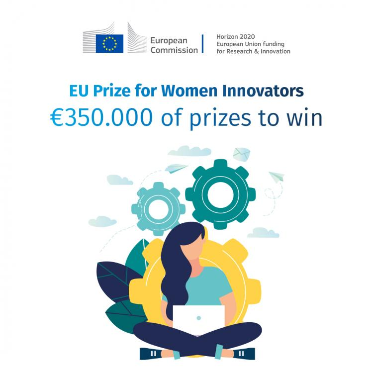 Women Innovators Prize 2019 opens for applications