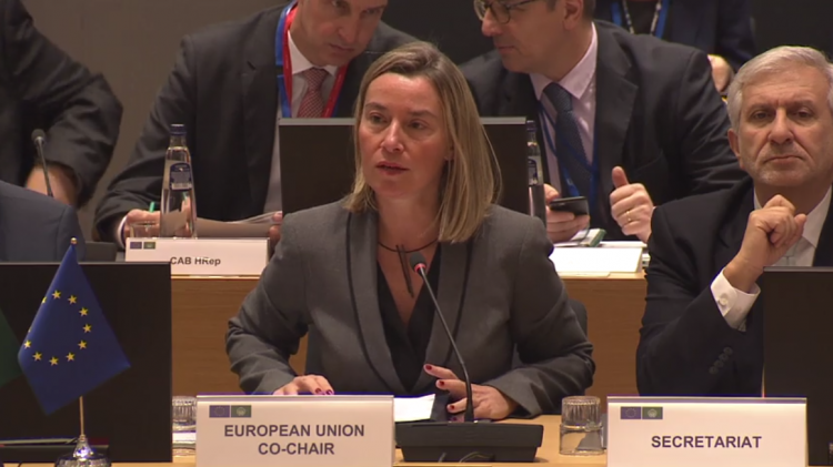 Opening speech by High Representative/Vice-President Federica Mogherini at the 5th EU-League of Arab States (LAS) ministerial meeting