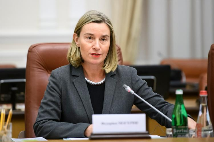 Statement by High Representative/Vice-President Federica Mogherini on the creation of INSTEX, Instrument for Supporting Trade Exchanges