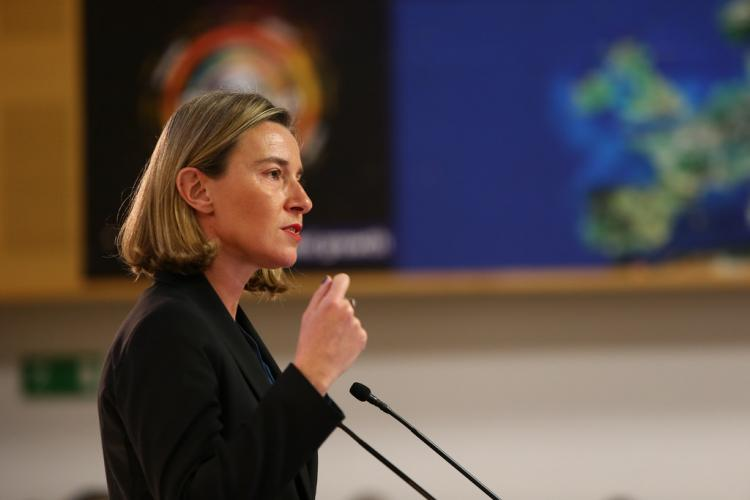 Statement by High Representative/Vice-President Federica Mogherini on the terrorist attacks in Christchurch