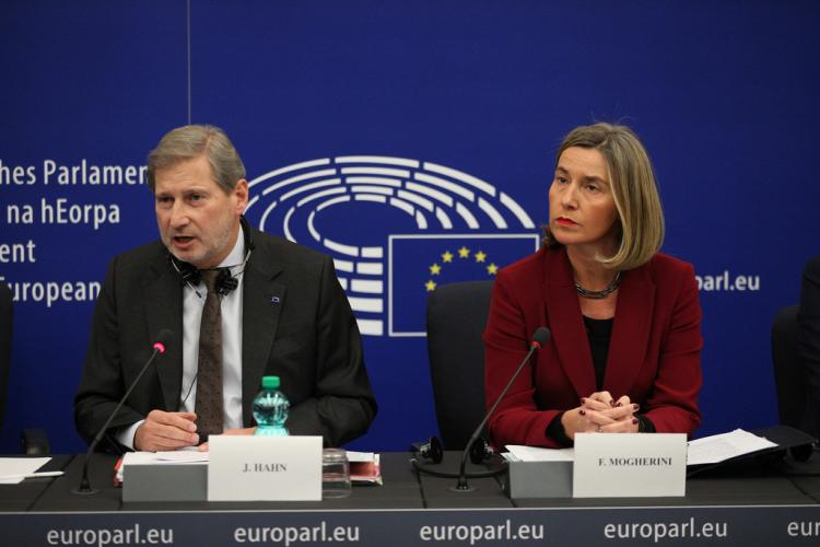 Statement by High Representative/Vice-President Federica Mogherini and Commissioner Johannes Hahn on local elections in Turkey