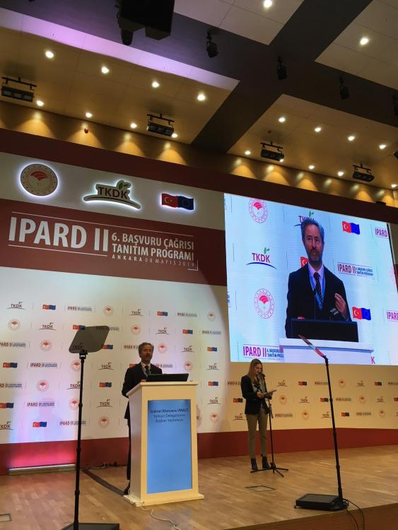 EU Supports Rural Development of Turkey