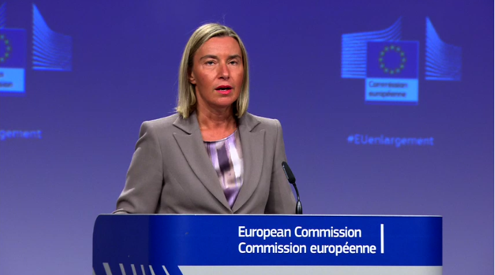 Remarks by High Representative/Vice-President Federica Mogherini at the joint press conference on the adoption of the 2019 Enlargement Package