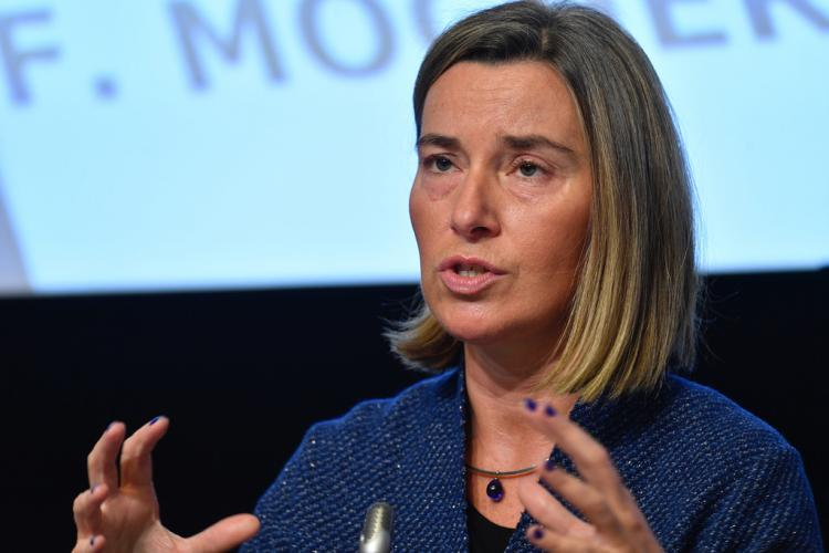 High Representative Mogherini